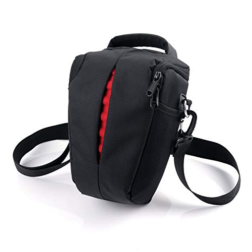 Preisvergleich Produktbild HAMISS Digital DSLR Camera Bag Case for Nikon COOLPIX P900 P900S P600 P610 P610S P530 D5500 D5300 D5200 D5100 D3400 D3300 D3200 D3100