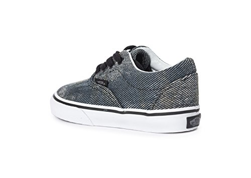 Vans Era - Scarpe Primi Passi Unisex – Bimbi 0-24, Multicolore (checkerboard/dress Blues/black), 19 EU Nero (acid Denim/navy/black)