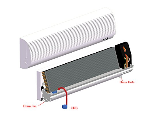 Coil*Tech Samurai Split Air Conditioner Drain Pan Cleaner