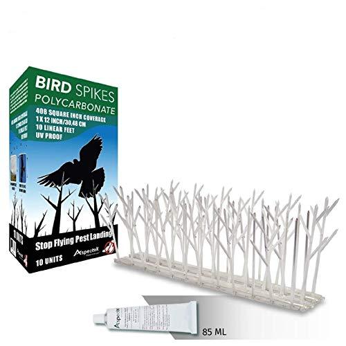 Aspectek Sistema Anti pájaros - 10 hileras