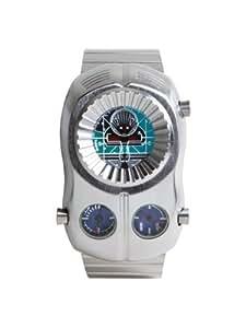 SEAHOPE Silver RMSV meter 55th Anniversary Leiji Matsumoto mens watch (japan import)