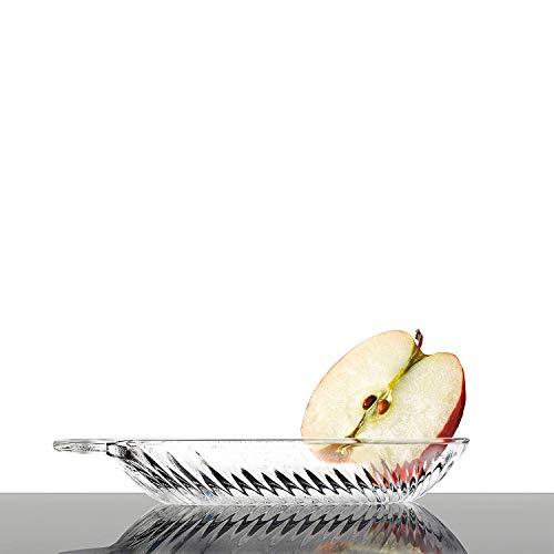 Unbekannt Rallador de manzana de cristal para alimentación infantil
