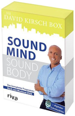 Die David Kirsch Box - Sound Mind Sound Body. Das komplette Programm: Buch mit Workout DVD - Partnerlink