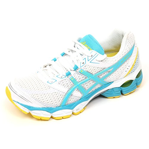 Asics Scarpa Sportiva Running Gel Pulse 5 Bianco EU 37 (US 6)