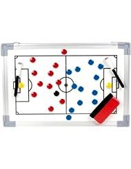 b+d Coach-Board Professional tableau tactique football incl. accessoires