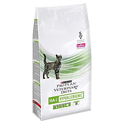 PURINA PRO PLAN VETERINARY DIETS Feline HA St/Ox Hypoallergenic Dry Cat Clinical Diet from Purina Veterinary Diets