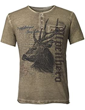 Michaelax-Fashion-Trade Stockerpoint - Herren Trachten T-Shirt, South