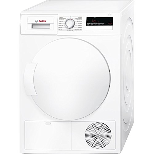 Bosch WTH85200 A++/Wärmepumpentrockner/LED-Display/212 kWh/Jahr/7 kg/weiß