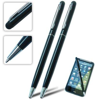 First2savvv pm0602X2 Eingabestift für LG Optimus 2X P990, Schwarz - P990 Usb