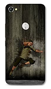 Le Tv Le 1S Designer Hard-Plastic Phone Cover from Print Opera -Kung Fu