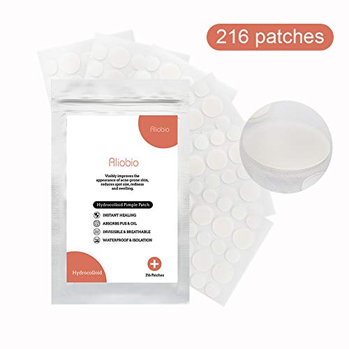 216 Pflaster Pickel Pflaster Unsichtbar Pickelpatches Pickelpads Pickel Entfernen Acne Pimple Master Patch Akne Patch Acne Patch Hydrocolloid Patches Acne Spot Treatments