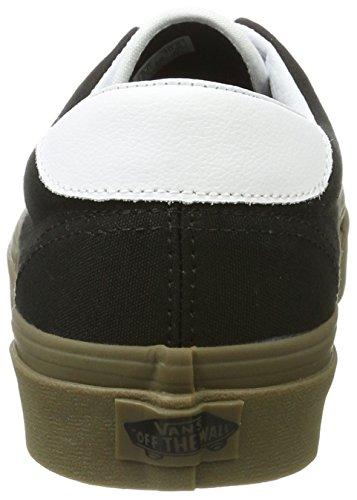 Vans 59, Baskets Basses Homme Noir (Bleacher)