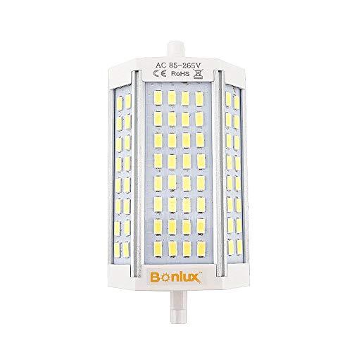 30W R7s LED Lampe Warmweiß 3000K 118mm zweiseitige Sockel R7s dimmbare Leuchtmittel -