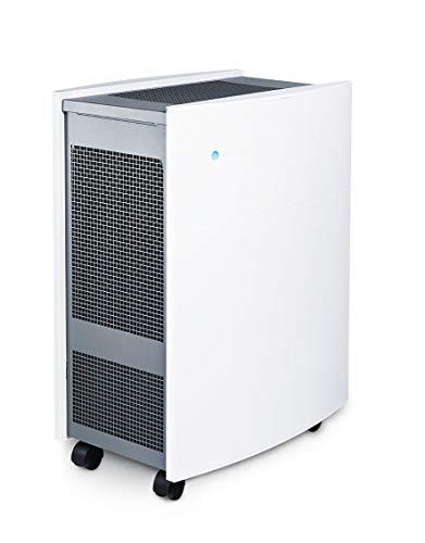 Blueair Classic 505 Luftreiniger mit SmokeStop-Filter, echte HEPA-Leistung durch HEPASilent-Filtration für Allergene, Staub, Schimmelpilzbefall, Asthma und COPD-Entlastung, kleine Räume leiser Betrieb -