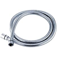 Triton Replacement Shower Hose Anti-kink Chrome - 1.75m