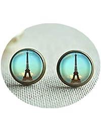 4ef65b412450 Amazon.es  Torre Eiffel  Joyería