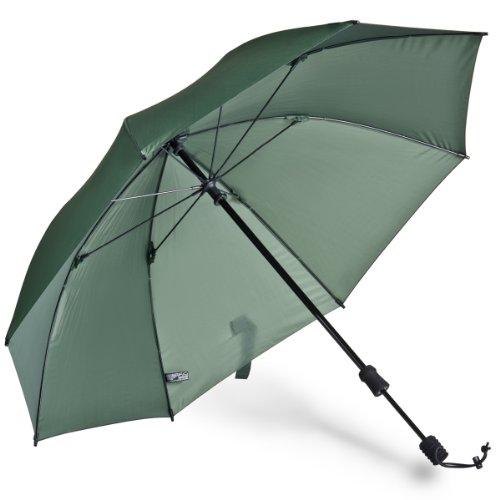 Sehr Stark Automatischer Mehrfarbig Damen Regenschirm Xl 16 Schienenanzahl