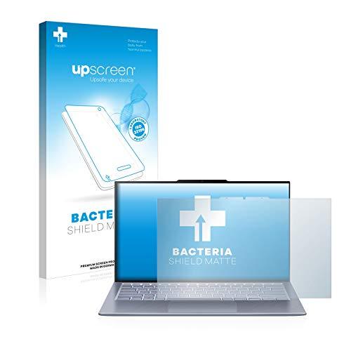 upscreen Bacteria Shield Matte Bildschirmschutz Schutzfolie für Asus ZenBook S13 UX392FN (antibakterieller Schutz, matt - entspiegelt)