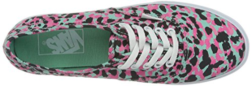 Vans U Authentic Lo Pro, Sneakers Hautes mixte adulte Multicolore