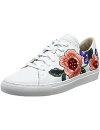 da Sneakers Donna Scarpe Amazon Skechers Bianche it Scarpe Uw0RWxA