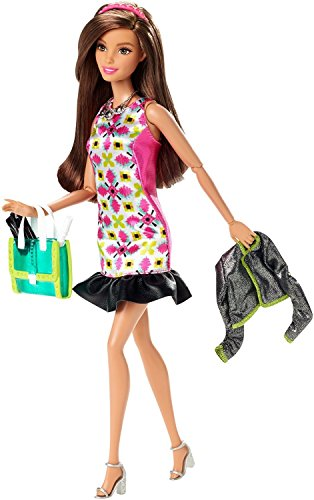 Mattel CLL35 Barbie - Glam Party-Moden Teresa Puppe
