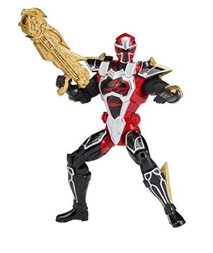 Power Rangers 43941Cockpit Red Ranger Super Ninja Stahl 12,5cm Figur Preisvergleich