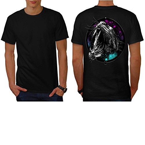 sabre-dent-tigre-sauvage-homme-nouveau-noir-s-t-shirt-reverse-wellcoda