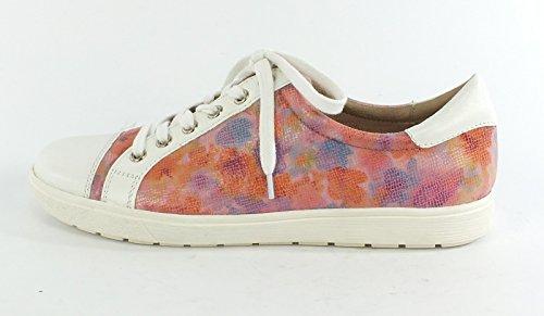 7225 Caprice Leder Sneaker rose multi Rose Multi