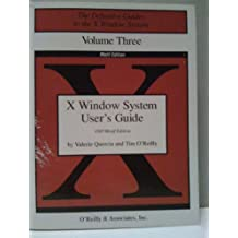 X Window System User's Guide (Definitive Guides to the X Window System) by Valerie Quercia (1991-01-02)