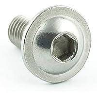 Schrauben Rostfrei OPIOL QUALITY Zylinderkopf Zylinderschrauben M8 X 12 Innensechskant DIN 912   Edelstahl A2 V2A 30 St/ück Zylinder Kopf