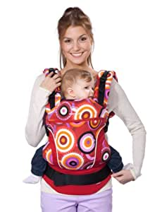 Manduca Baby Carrier CircadelicWine (Limited Edition)