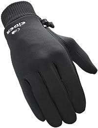 Eider ThermoStretch–Guantes para hombre, color negro, tamaño XS