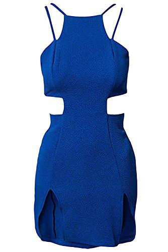 E-Girl femme Bleu SY21133L robe de cocktail Bleu
