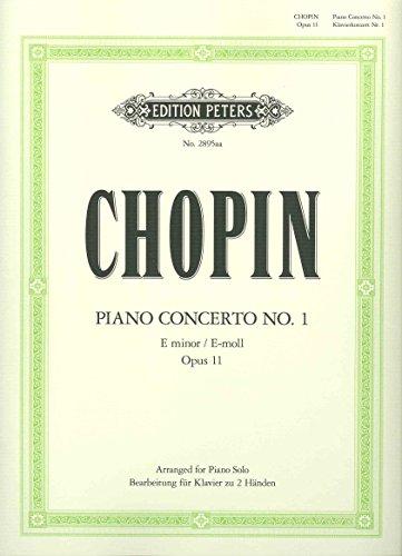 Concert 01 E Op.11 Piano