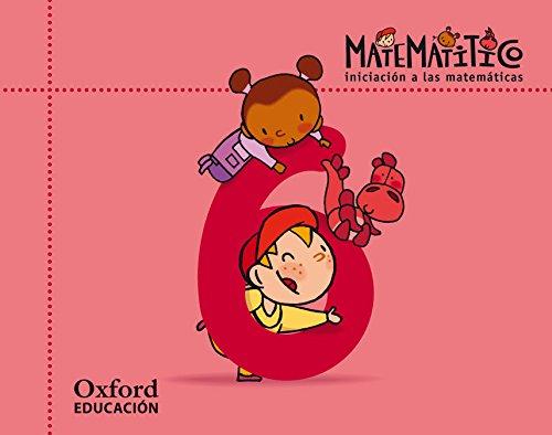 Matematítico. Iniciación a las Matemáticas. Cuaderno 6