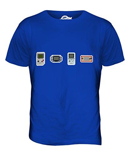 CandyMix Entwicklung Von Videospielen Herren T Shirt Königsblau