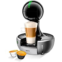 Krups Nescafe Dolce Gusto Drop Touch Coffee Machine - Silver
