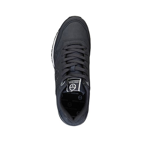 Chaussures baskets homme bleues Tacchini SONIC_ST623203_52_Navy Bleu