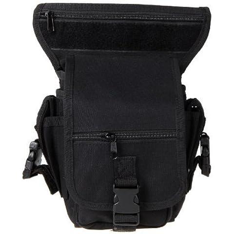 icase4u Bolso de pierna Multifuncional bolsa Drop Leg Bag Motorcycle Outdoor Bike Camping Cycling Thigh Pack Waist Belt Tactical Bag Sports Bag