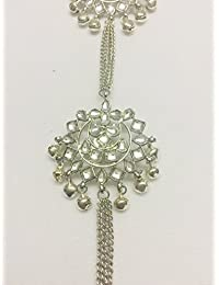 eerafashionicing Metal Long Brooch (Silver)
