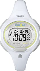 Timex Sports Digital White Dial Womens Watch - T5K606