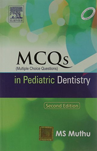MCQs in Pediatric Dentistry by Dr. M. S. Muthu (2011-07-06)