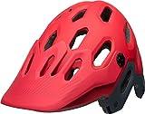 Bell Helm Chinbar: Super 2R, Matt/Gloss Copper/Black, M