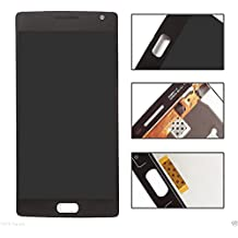 Asqureaa Touch Screen Digitizer and LCD Display Assembly for Oneplus 2(Black)