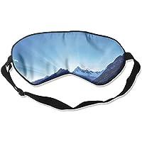Eye Mask Eyeshade Mountains Sunshine Sleep Mask Blindfold Eyepatch Adjustable Head Strap preisvergleich bei billige-tabletten.eu