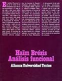 Image de Análisis funcional (Alianza Universidad Textos (Aut))