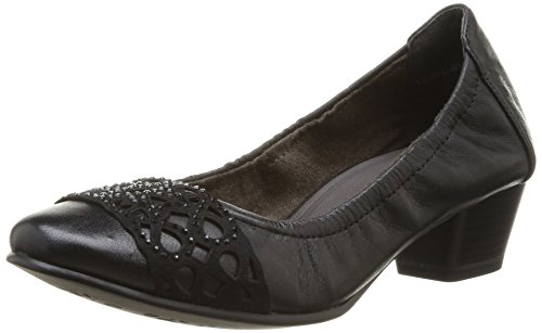 TAMARIS 1-1-22303-23 001, Damen Pumps, Schwarz (BLACK 1), EU 40