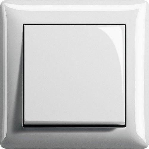Gira Serie Standard 55 Steckdosen Komplett-Sets Reinweiß SEIDENMATT