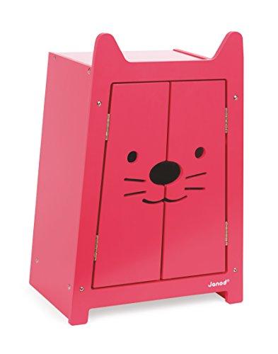 Janod - J05898 - Armoire Babycat Bois