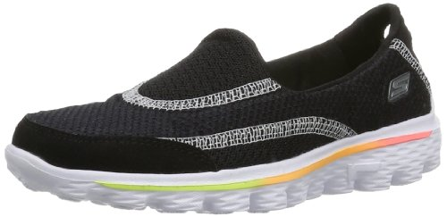 Skechers Go Walk 2, Baskets mode fille